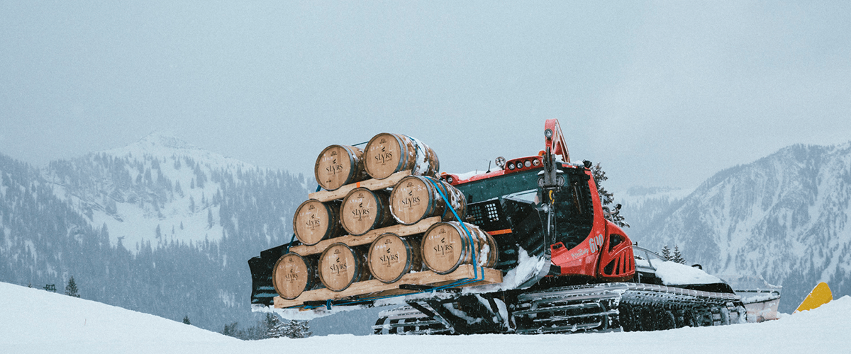 Slyrs Destillerie Schneerauoe Mountain Whisky 2019
