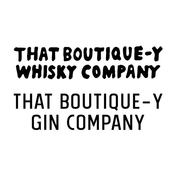 That Boutique-y Whisky Gin Rum Company