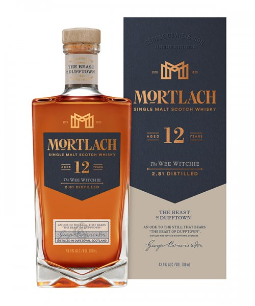 Mortlach 12 Jahre The Wee Witchie Whisky 43,4% 0,7L