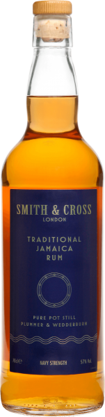 Smith & Cross Traditional Jamaica Rum 57% 0,7L