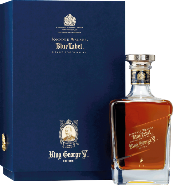Johnnie Walker King George V 40%