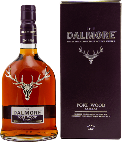 Dalmore Port Wood Reserve Whisky 46,5 Prozent