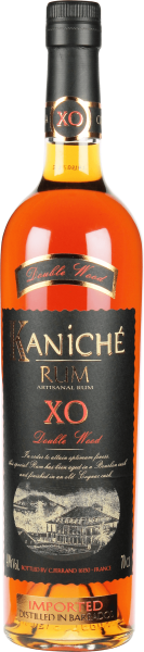 Kaniché XO Double Wood Rum 40%