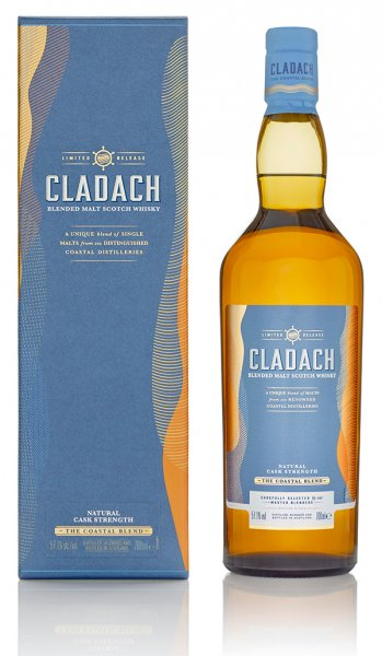 Cladach Special Release Blended Malt Whisky 57,1% 0,7L