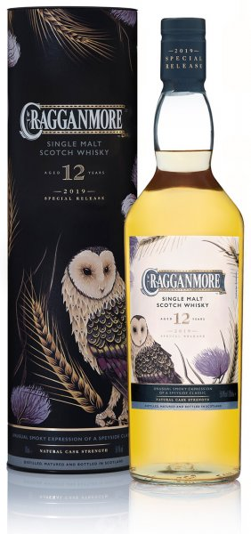 Cragganmore 12 Jahre Special Release 2019 Scotch Whisky 58,4 Prozent