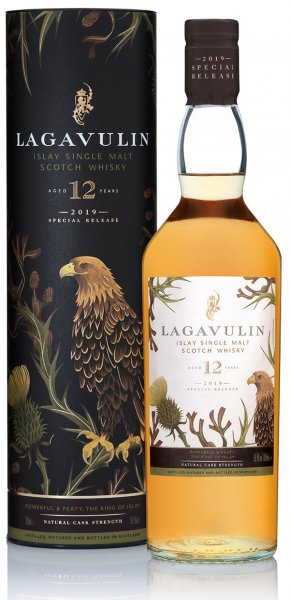 Lagavulin 12 Jahre Jahre Special Release 2019 Scotch Whisky 56,5 Prozent