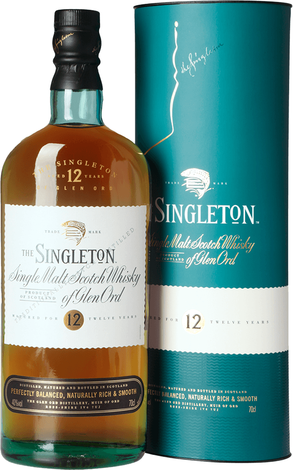 the singleton of glen ord 12 jahre 40 0 7l single malt whisky schottland kaufen whisky. Black Bedroom Furniture Sets. Home Design Ideas
