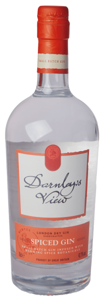Darnley´s View Spiced London Dry Gin 42,7%
