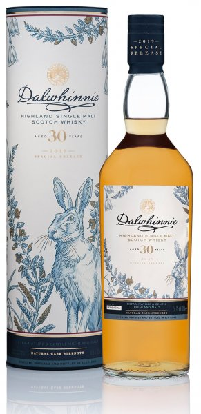 Dalwhinnie 30 Jahre Special Release 2019 Scotch Whisky 54,7 Prozent