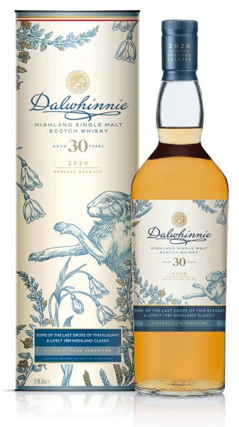 Dalwhinnie 30 Jahre Special Release 2020 Whisky 51,9%