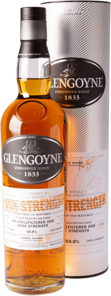 Glengoyne Cask Strength Whisky Batch No 006 59,8% 0,7L Shop