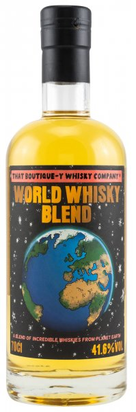 World Whisky Blend (That-Boutique-Y Whisky Company) 41,6%
