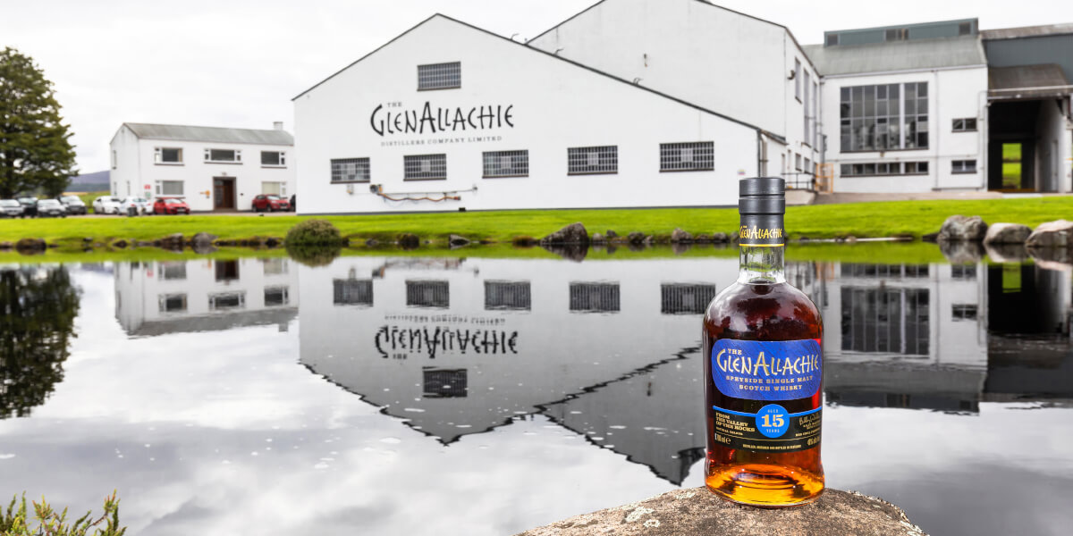 Glenallachie Distillery Speyside Scotch Whisky 15 Jahre Mood
