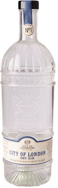 City of London Dry Gin 41,3% 0,7L Shop