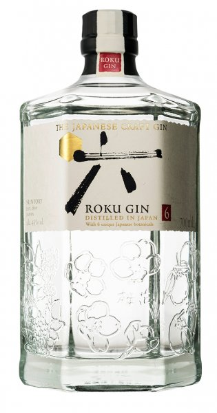 Roku Japanese Craft Gin 43% 0,7L