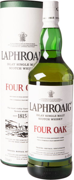 Laphroaig Four Oak Whisky 40%