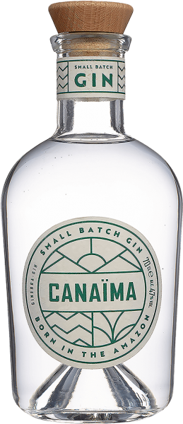 Canaima Small Batch Gin 47% 0,7 Liter Flasche