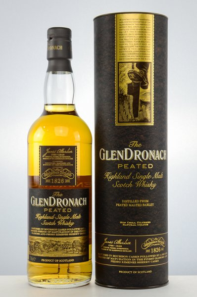 Glendronach Peated Whisky 46% 0,7L