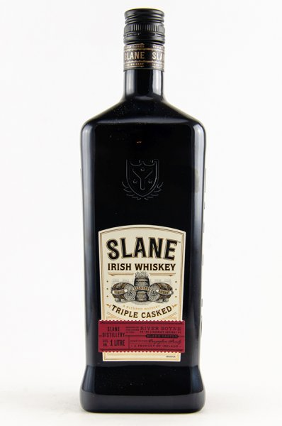 Slane Triple Casked Irish Whiskey 40% 0,7L