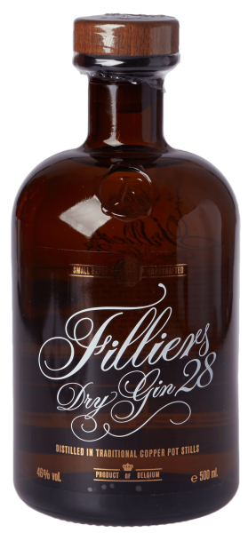 Filliers Belgian Dry Gin 46%