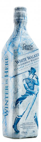Johnnie Walker White Walker - Game of Thrones Gefroren
