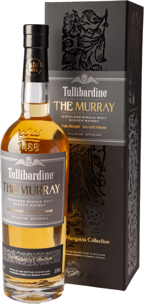 Tullibardine The Murray 2007 2019 Bourbon Whisky 56,8 Prozent