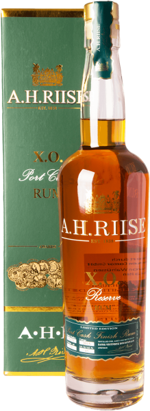 A.H. Riise XO Reserve Port Cask Finish Rum 45%