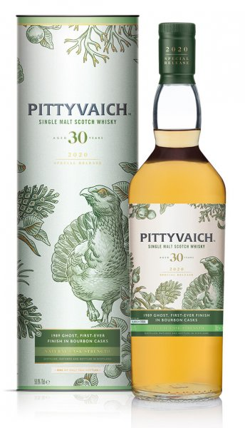 Pittyvaich 30 Jahre Special Release 2020 Whisky 50,8%