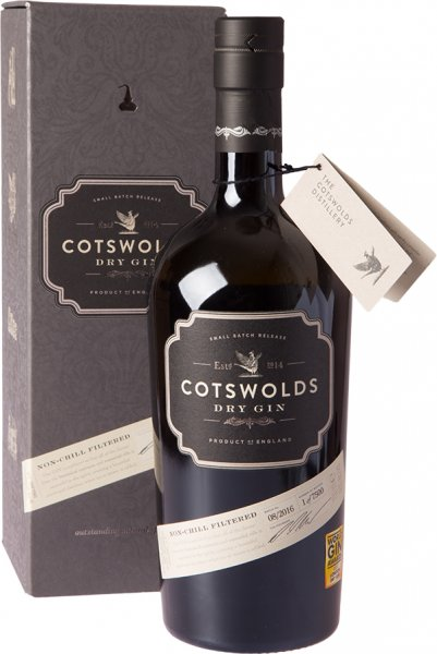 Cotswold Dry Gin 46%