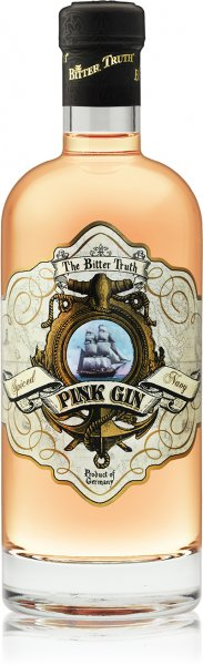 The Bitter Truth Pink Gin 40%
